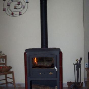 Pose de poêles à bois Venteuges
