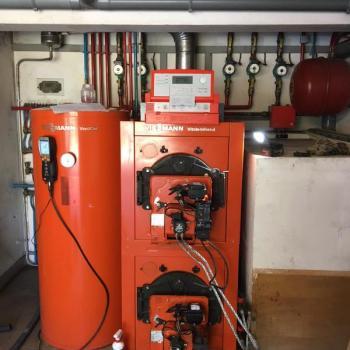 Installation pompe à chaleur géothermie Saugues