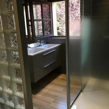 Salle de bain Saugues